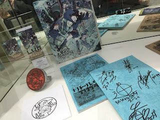 Little Witch Academia Stamp and Artbook