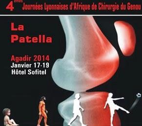 4EME JOURNEES D AFRIQUE DE CHIRURGIE DU GENOU DE LA PATELLA