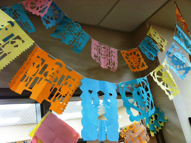 Fifth Grade Papel Picado