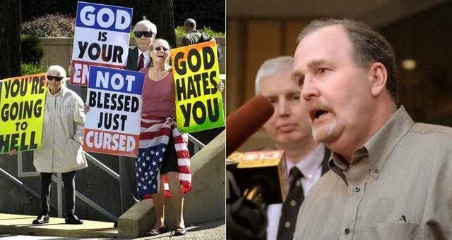 Father of fallen Marine believes dying Westboro founder should