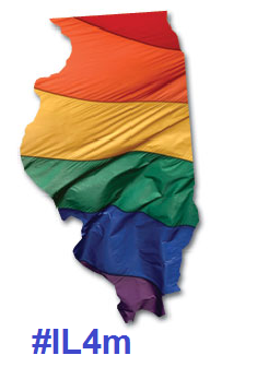 Image result for Marriage equality Illinois