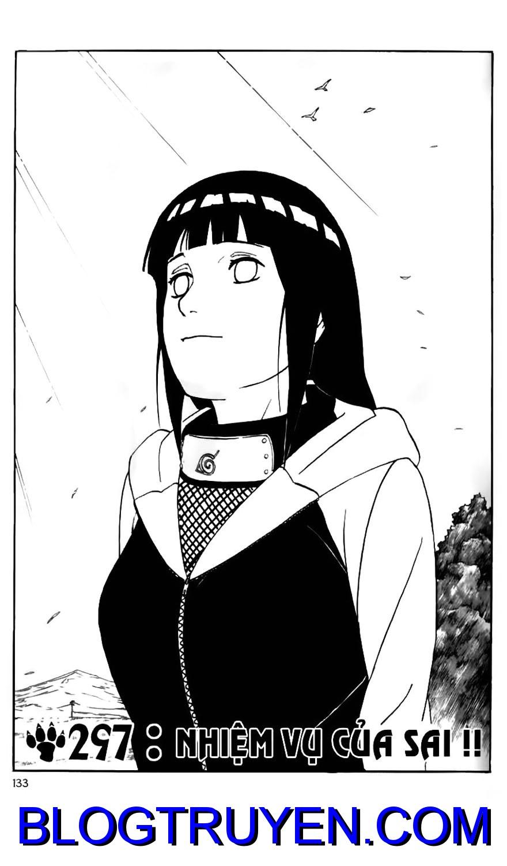 Naruto chap 297 Trang 1 - Mangak.info