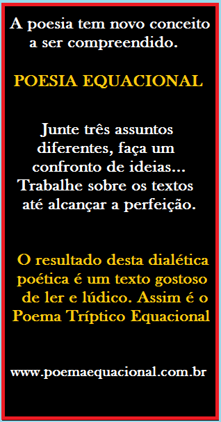 Site do Poema Equacional