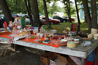 Lunenburg MA Flea Market photo 2