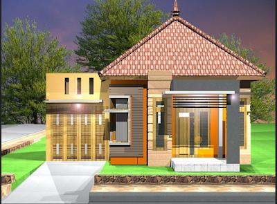 variasi rumah minimalis tampak depan