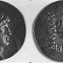 KAPADOKYA KRALI V. Ariarathes'in sikkesi.