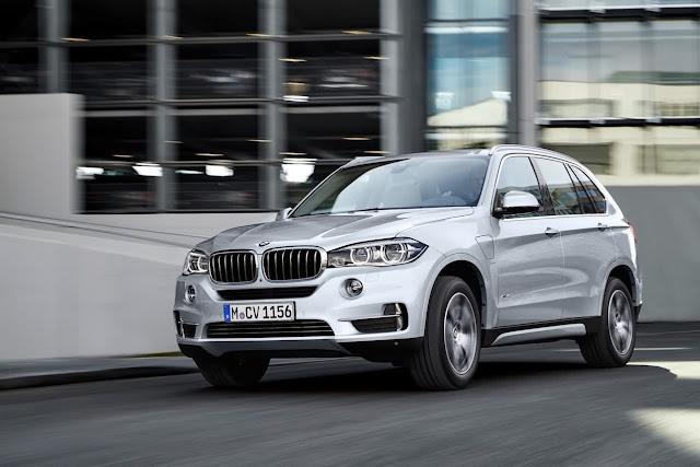 BMW X5 xDrive 2016