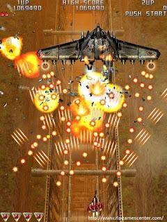 Raiden 3 Games