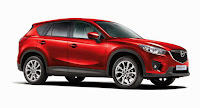Mazda CX 5, Small Crossover with More Features