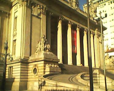 Palácio Tiradentes / Praça XV
