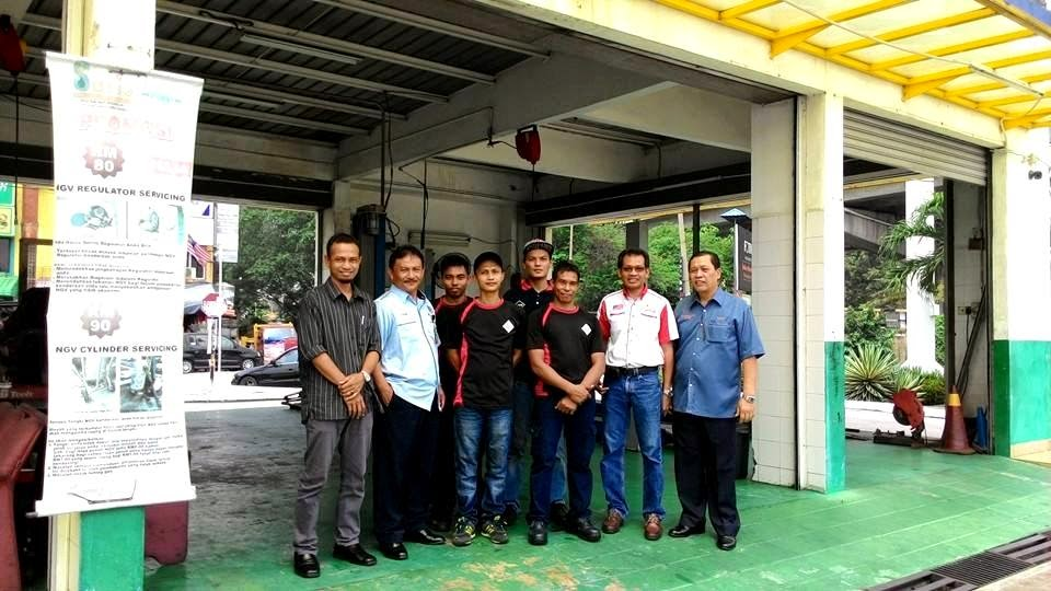 Parol WPKL bersama Suria NGV Sdn Bhd