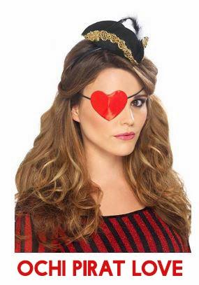 Ochi Pirat Love