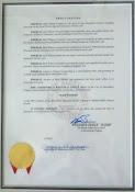 Alexandria Proclamation