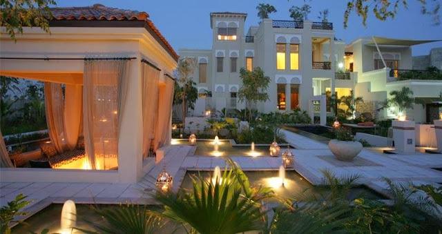 Luxury Life Design Al Barari Villas Dubai