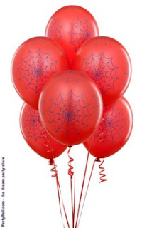 Red_SpiderMan_Decoration_Balloon