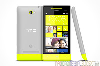 HTC Windows Phone 8S Spesifikasi & Review 2012