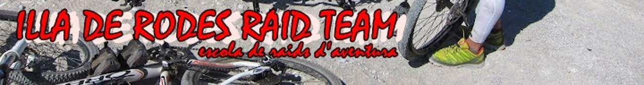 Illa de Rodes raid team