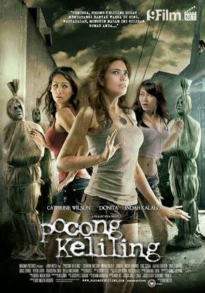 Pocong Keliling 2015 poster