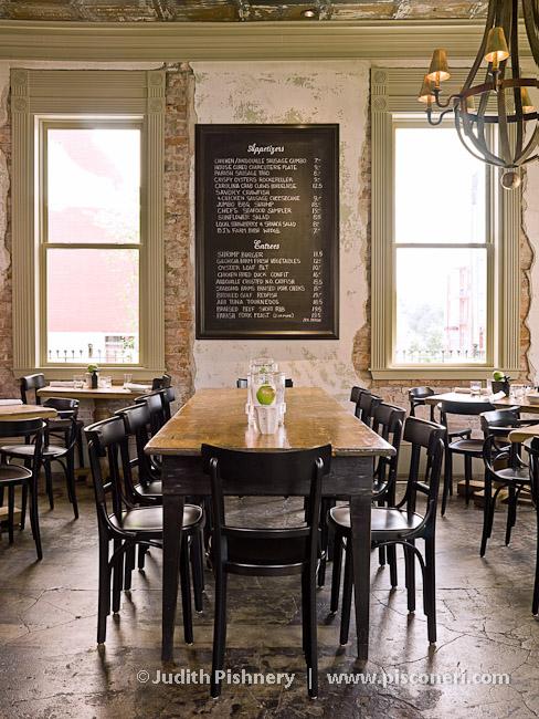 The new victorian ruralist dining in atlanta