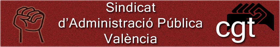 CGT-SAP Sindicato de Administracin Pblica