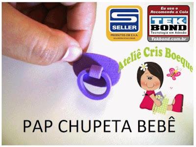 PAP CHUPETINHA BEB   By Cris Boeque
