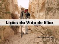 Lições da Vida de Elias