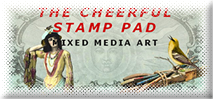 I Design For The Cheerful Stamp Pad