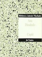 """""""Cuplé"""" - Ana Diosdado."""
