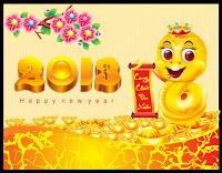 Lịch năm mới 2013