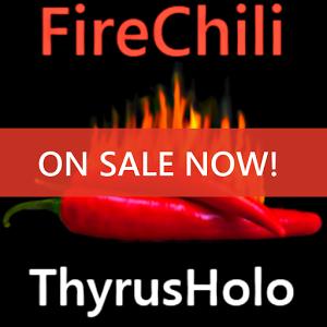 FireChili THYRUS Theme CM11 v1.6 Apk