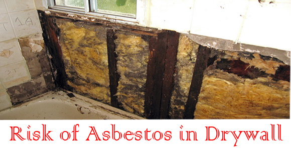 asbestos poisoning On is there asbestos in old drywall