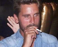 SCOTT DISICK GOT EVEN DRUNKER THAN USUAL