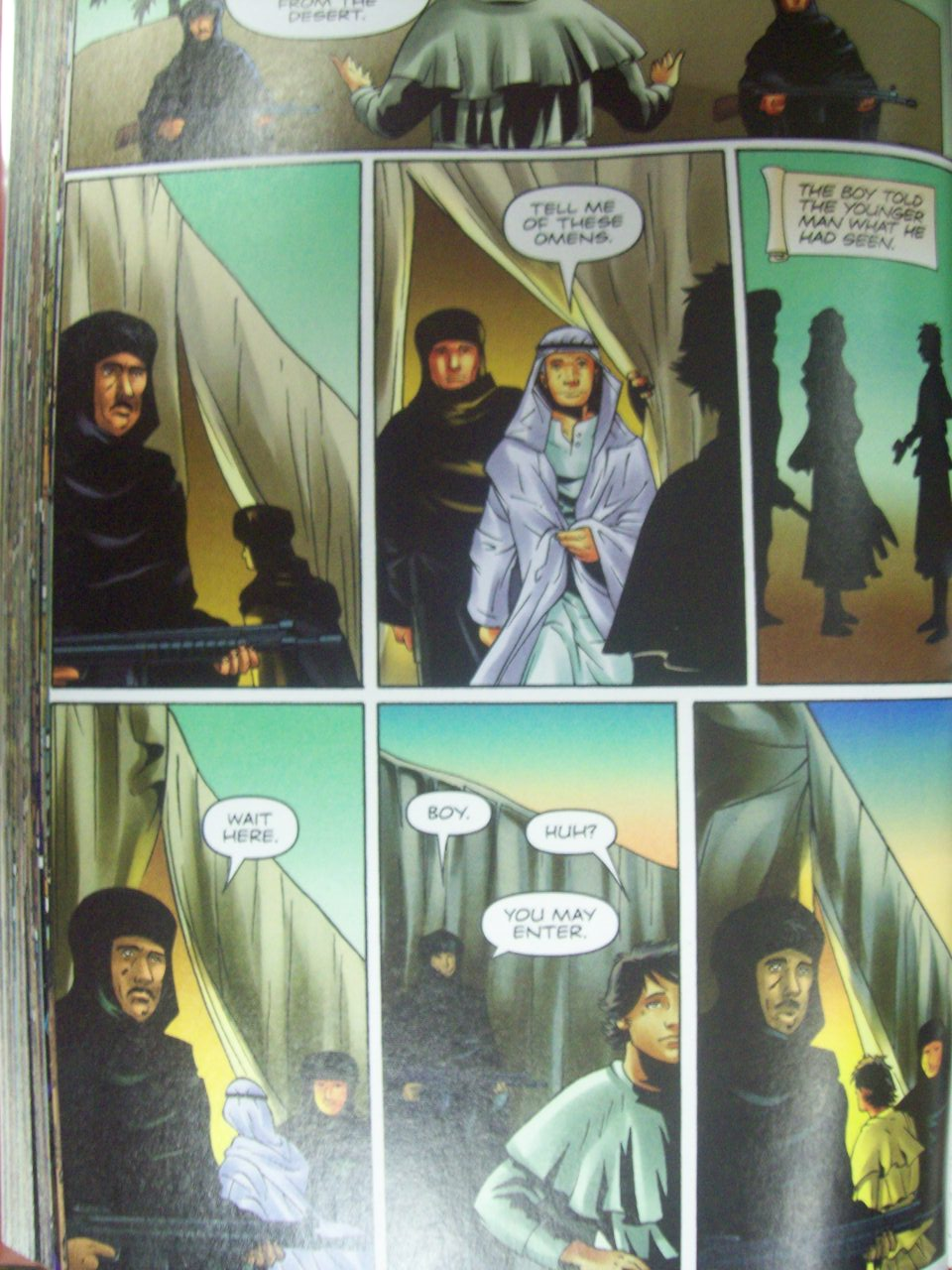 comics and other imaginary tales the alchemist totall