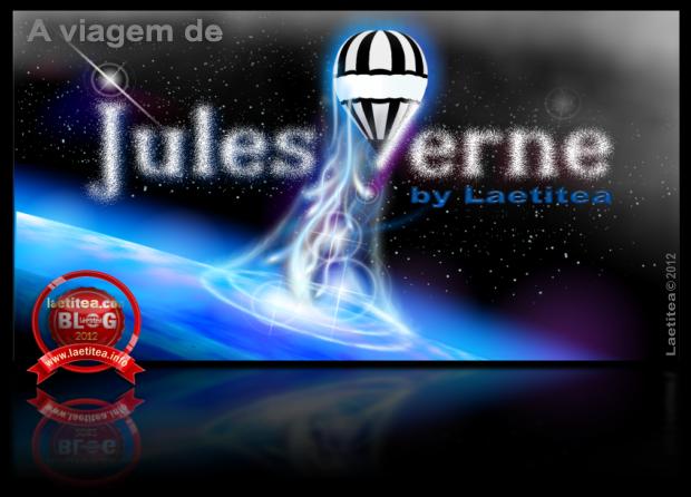 A Viagem de Jules Verne by Laetitea