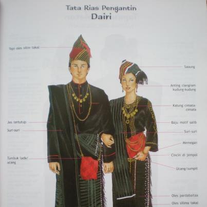 Batak People: Pakaian Adat Suku Bangsa Batak