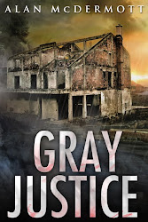 Gray Justice cover
