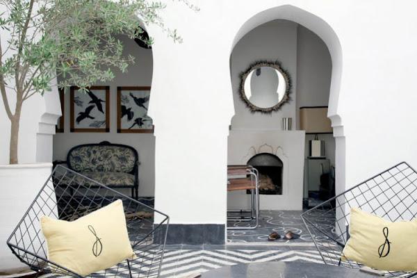 Suelo para patios decorar tu casa es - Decorar patios interiores ...