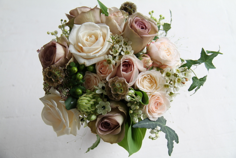 You Might Also Like Vintage Bridal Bouquet