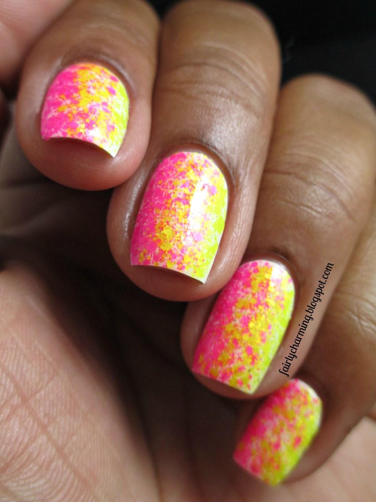 Pink Lemonade Glitter Grant