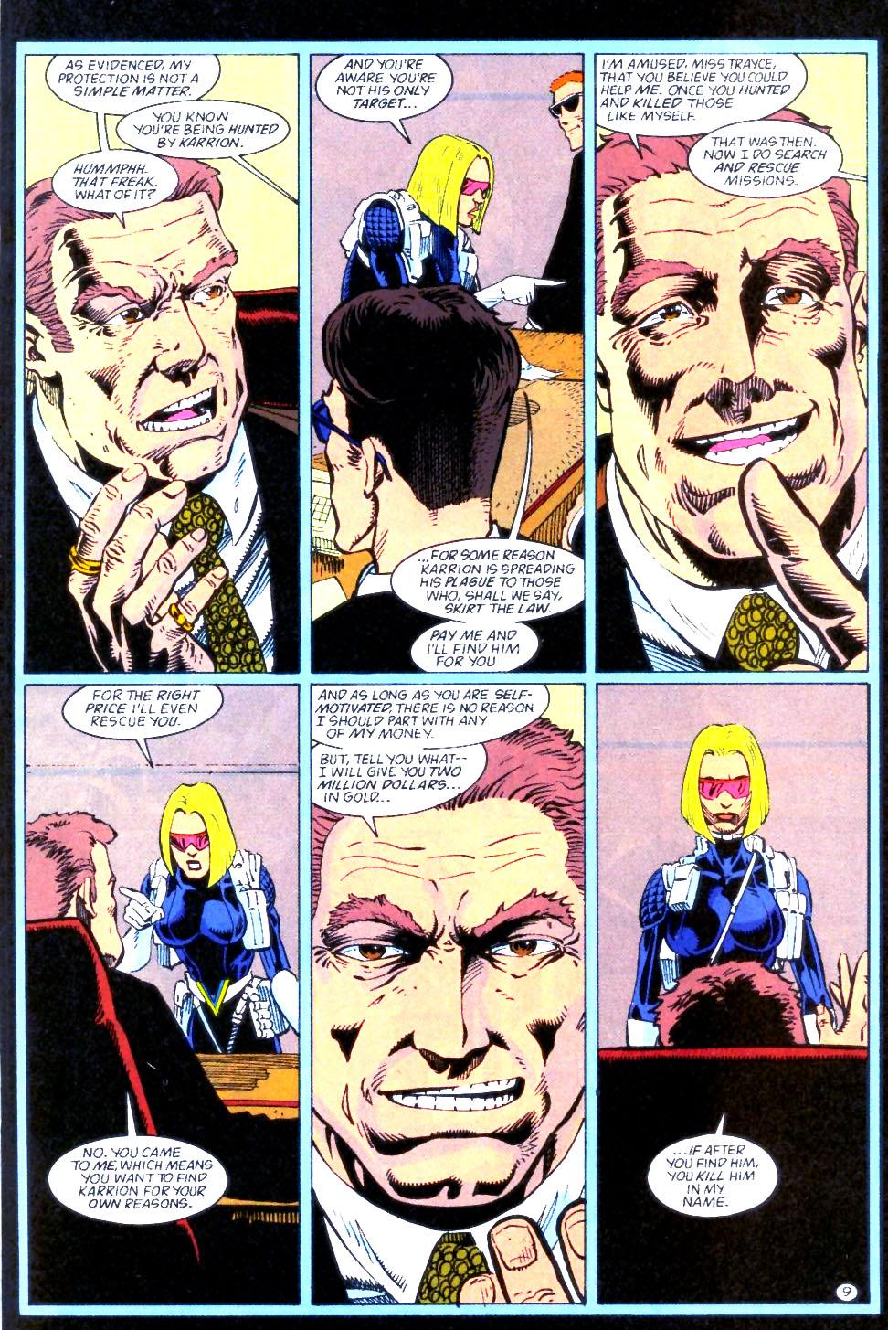Deathstroke (1991) Issue #56 #61 - English 10