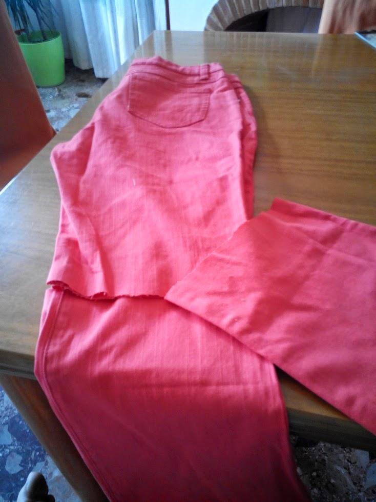 Tutti I Colori Di Cria Trasformare Un Pantalone In Una Gonna