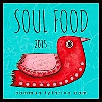 I will be a teacher in Soul food 2015!