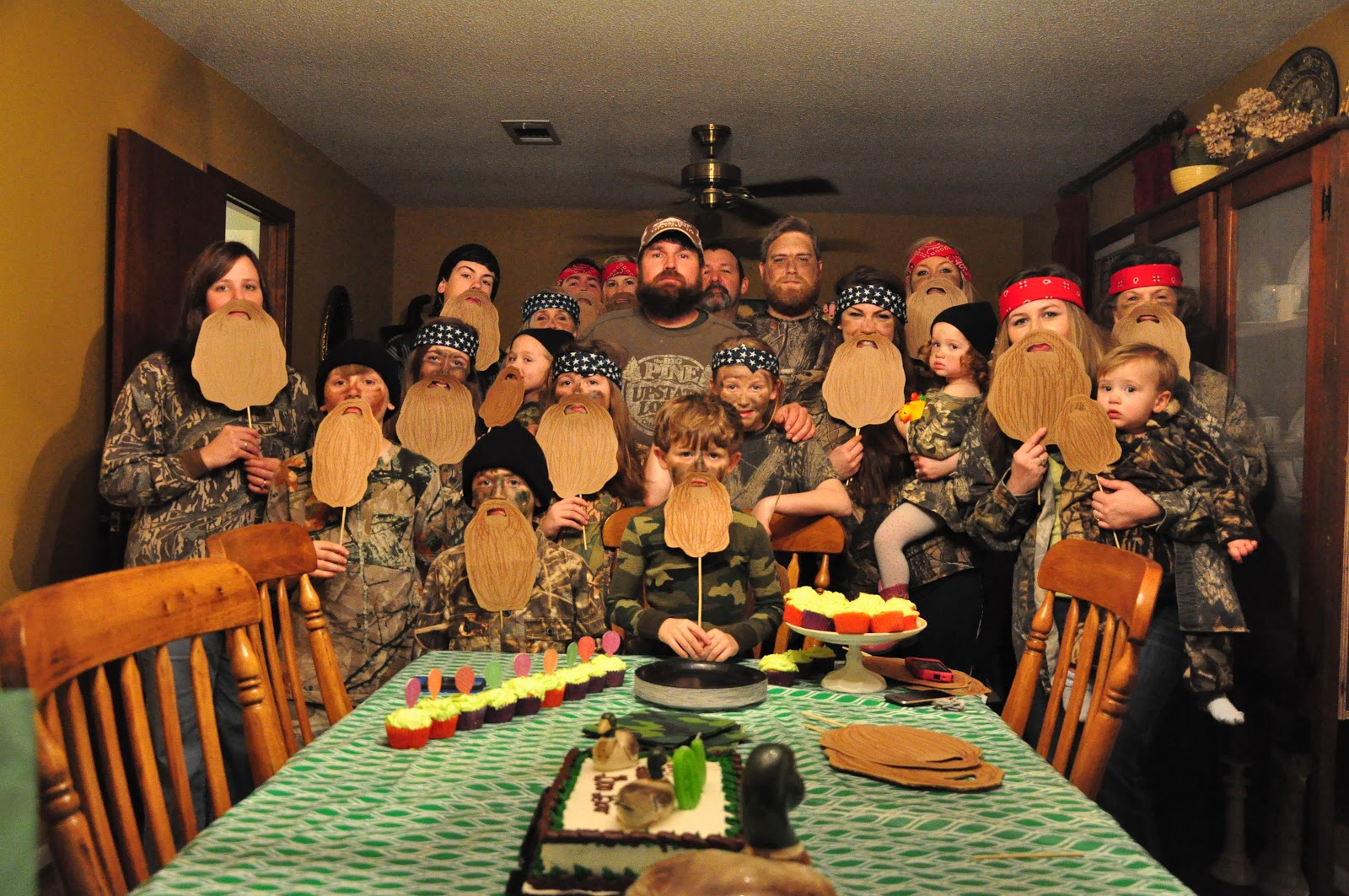 Duck Dynasty Birthday Party Ideas Which Duck Dynasty Brother Died