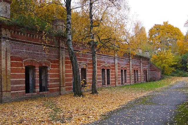 Даугавгривская крепость