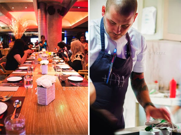 Secret Dining Event with Singapore Tourism Board in Jakarta featuring Chef Ryan Clift (Culinary Bonanza)
