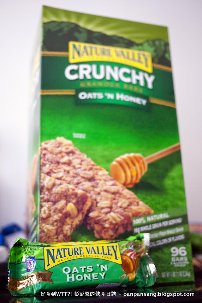 Nature Valley Cereal Review