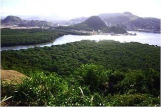 Parque da Manteigueira em Vila Velha