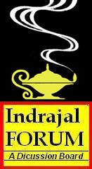 "Join our ""Indrajal FORUM"""