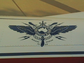 old Royal Flying Doctor Service of Australia logo