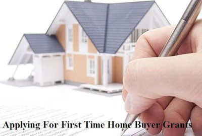 Apply For First Time Home Buyer Grants